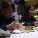 Cheesecake al cioccolato di Nicola Dolfi